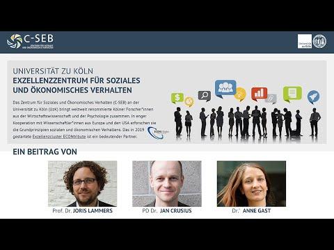 WiSo-Adventskalender 2020 - Ein Beitrag von C-SEB