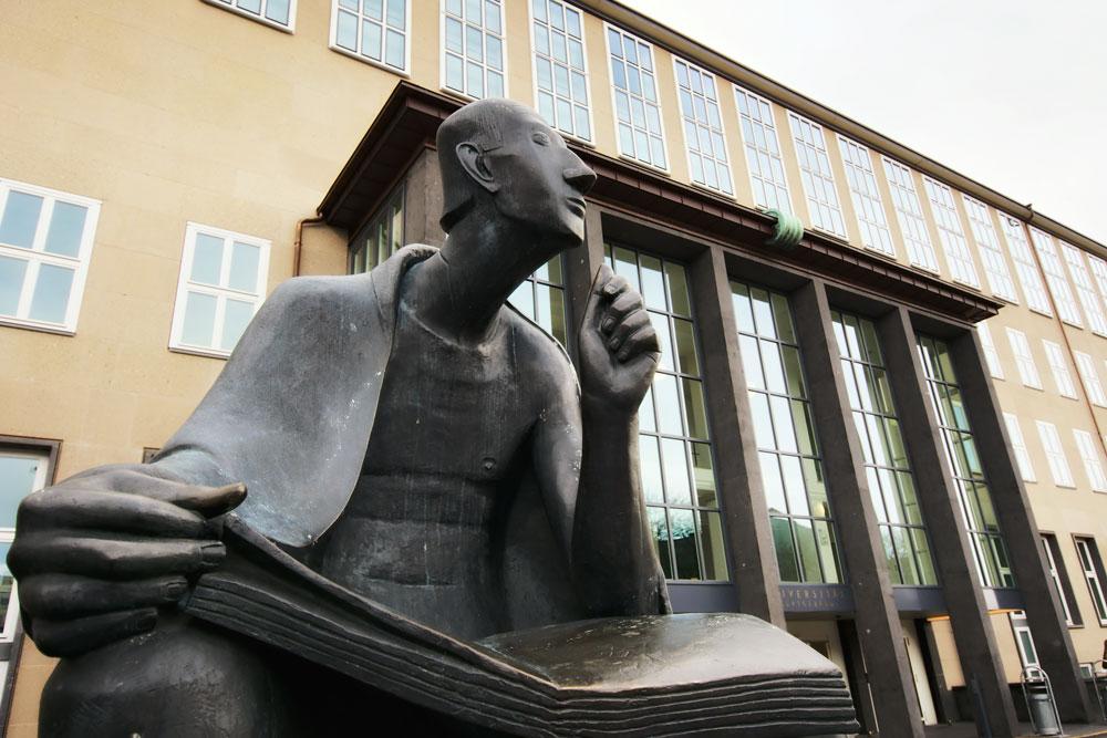 UzK Hauptgebäude