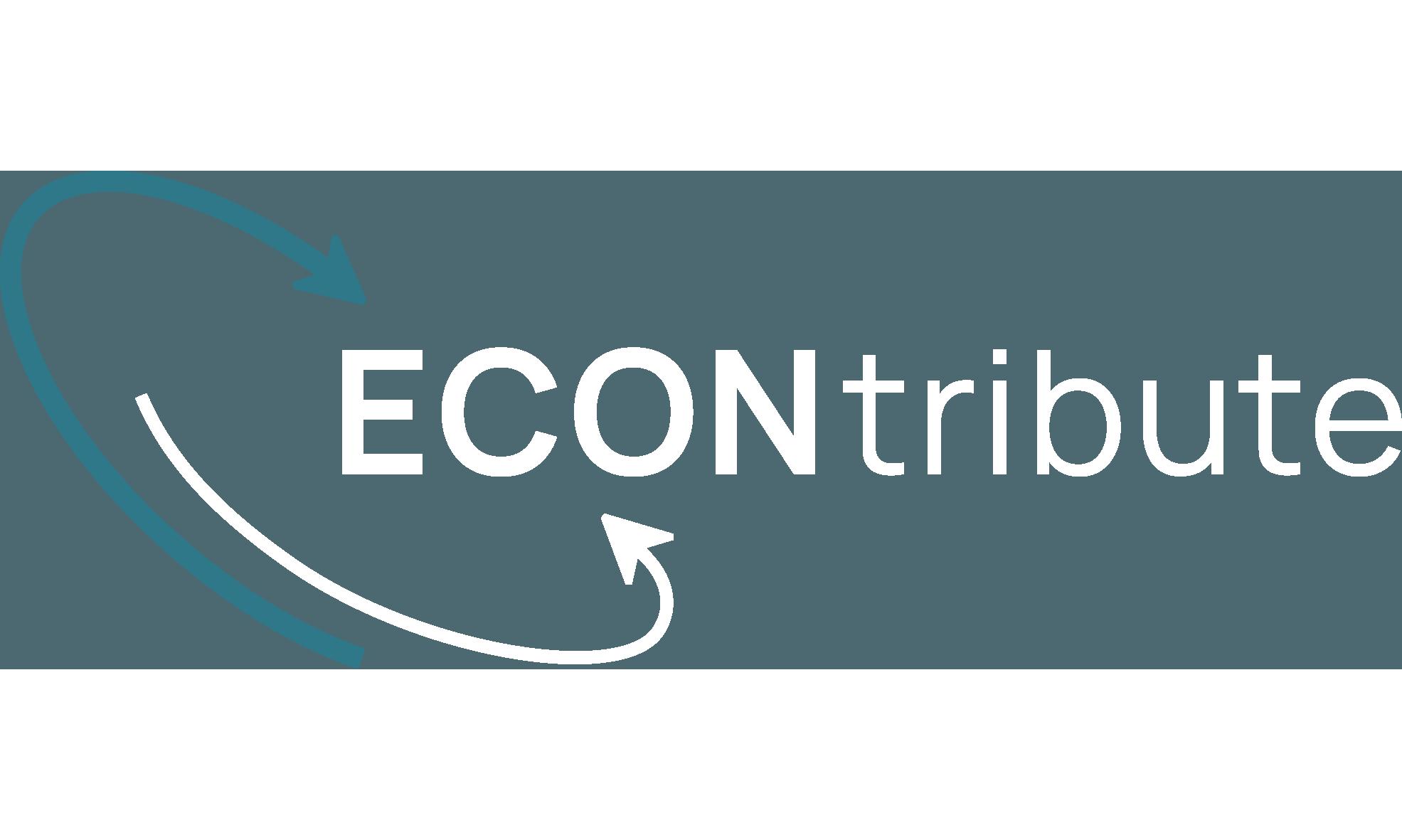 ECONtribute Logo